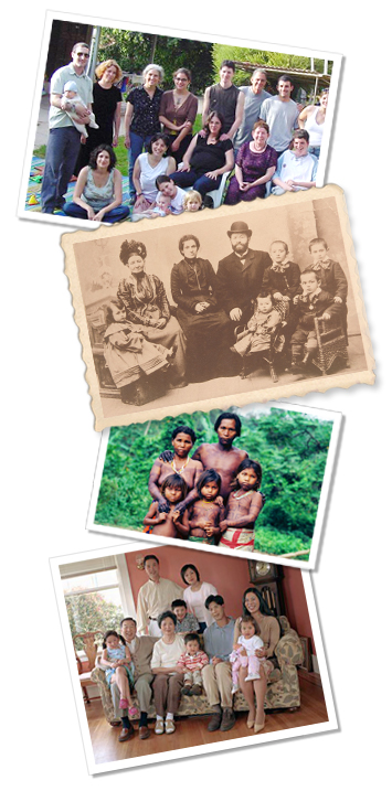 make a family tree free