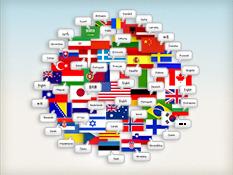 Soporta 40 Idiomas