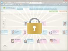 Paramètres détaillés de la vie privée